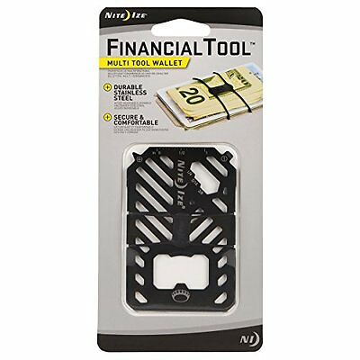 Nite Ize Financial Tool (Black)