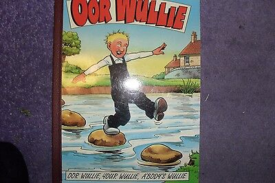 Oor Wullie Annual and The Broons Annual