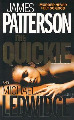 NEW The Quickie By James Patterson Paperback Free Shipping