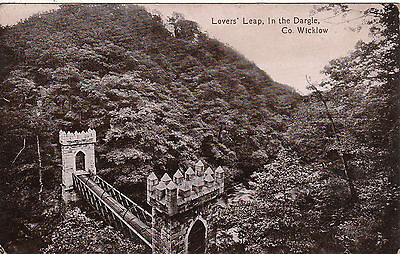 Lovers' Leap, In The Dargle, Nr BRAY, County Wicklow