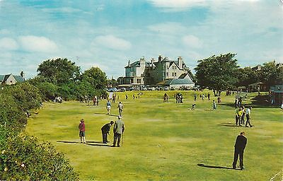 The Putting Green & Marine Hotel, NAIRN, Nairnshire