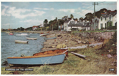 View On The Solway, KIPPFORD, Kirkcudbrightshire