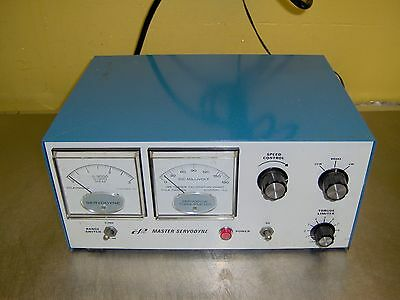 Cole Parmer Master Servodyne Mixing Controller (4445-30) Tested Powers Up!