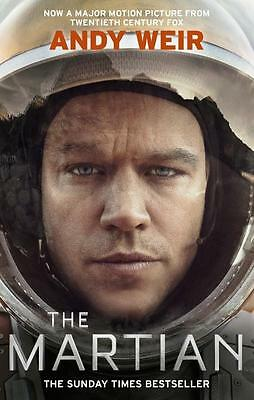 NEW The Martian By Andy Weir Paperback Free Shipping