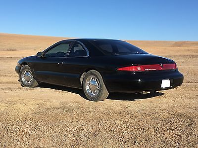 1997 Lincoln Mark Series Factory Black Out Lincoln Mark VIII