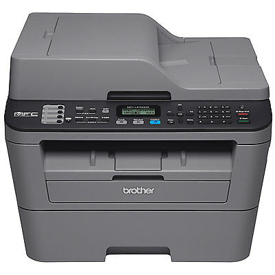 Laser Printer All In One Duplex Wireless Network Workgroup 4-In-1 Auto Feed
