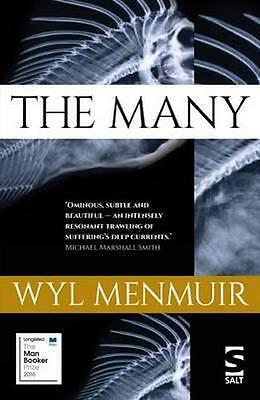 NEW The Many By Wyl Menmuir Paperback Free Shipping