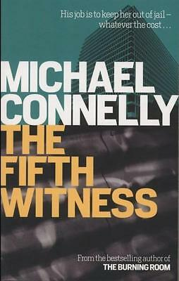 NEW The Fifth Witness By Michael Connelly Paperback Free Shipping