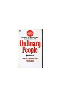 Ordinary People by Guest, Judith Book The Cheap Fast Free Post