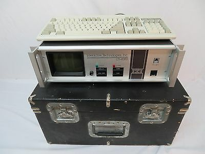 ITI Interactive Technologies CS-4000 Central Station Receiver And Keyboard