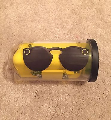 Snapchat Spectacles Snap Black Barely used, great condition