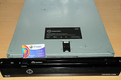 Cisco IRONPORT-X1060 Email Security Appliance Fully Tested 6MthWty TaxInv