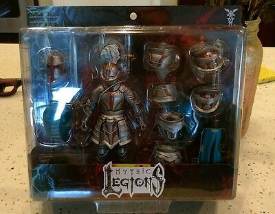 Mythic Legions Four Horsemen Covenant of Shadows Knight Builder set NEW in stock