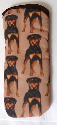 BN-ROTTWEILERS  GLASSES CASE Ideal small gift