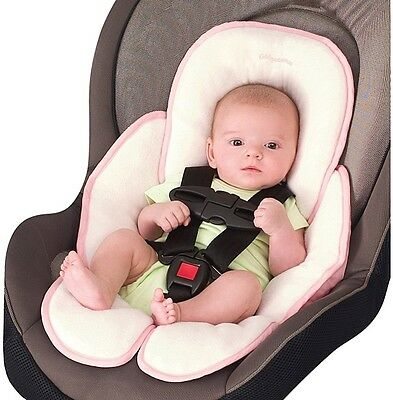 Infant Head And Body Support Car Seat Stroller Accessory