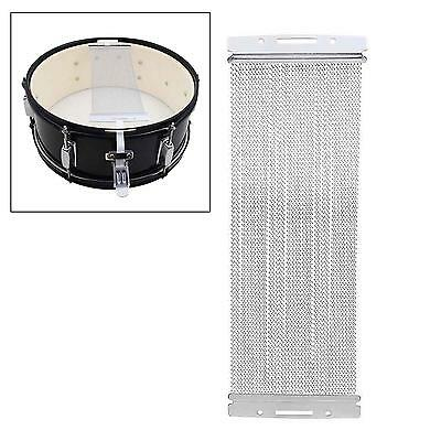 "20/ 24/ 30/ 40 Strands Coiled Snare Wire For 14"" Snare Drum Cajons Silver"