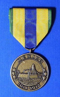 United States Mexican Service Medal Navy                                   U8388