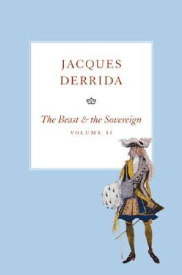 Beast and the Sovereign by Jacques Derrida (Paperback, 2017)