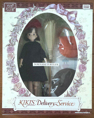 Licca rize KIKI Ghibli Kiki's Delivery Service Action Figure liccarize