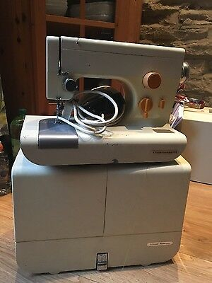 Sewing machine - Frister Rossmann