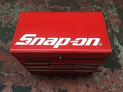 Snap On Tool box Top Chest