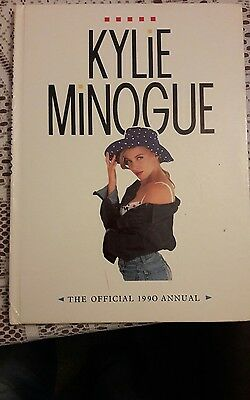 Kylie Minogue 1990 annual