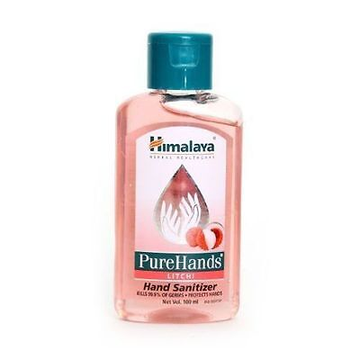 Himalaya PureHands Litchi Hand Sanitizer For Skin Care 100 ML