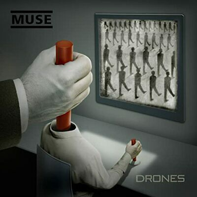 Muse - Drones - Muse CD NOVG The Cheap Fast Free Post The Cheap Fast Free Post