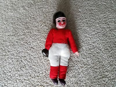Old Vintage Antique Football Doll