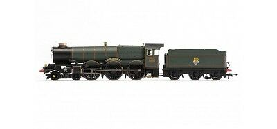 """Hornby R3330 King 6000 Class """"King George V"""" BR Green Early Crest No: 6000"""