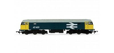 Hornby RailRoad BR Class 47 with TTS Sound R3287TTS