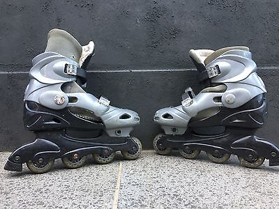 *cyclops* Rollerblades Inline Adjustable Skates Size 38 / Large