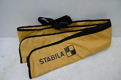 "Stabila 207Cm  78"" Spirit Level Carrying Case 16593"
