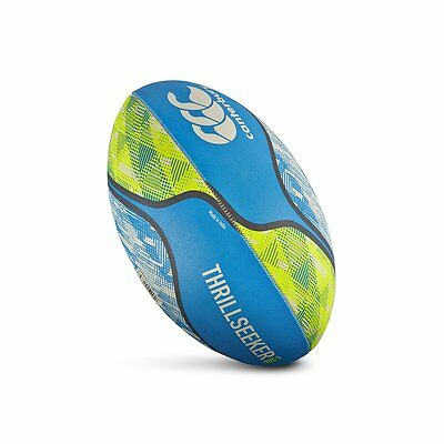 Canterbury Thrillseeker Unisex Athletic Training Sports Rugby Ball Size 5