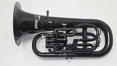playLITE Hybrid Euphonium by Gear4music, Black - DAMAGED - RRP £299.99