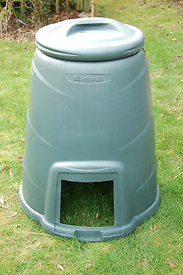 Blackwall 330 Litre Compost Converter Bin with Lid (no front hatch cover)