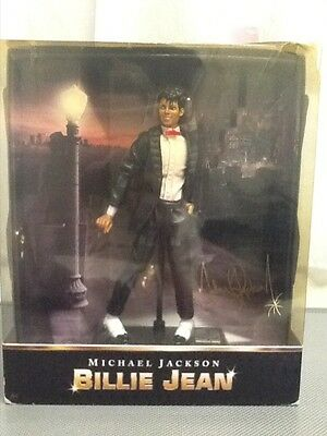 Michael Jackson Billie Jean - Collectable Doll