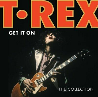 T. Rex - Get It On: The Collection - T. Rex CD VWVG The Fast Free Shipping