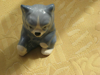 Blue Szeiler Sitting Bear