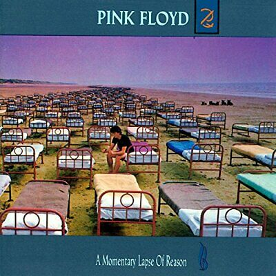 Pink Floyd - A Momentary Lapse of Reason - Pink Floyd CD 78VG The Cheap Fast The