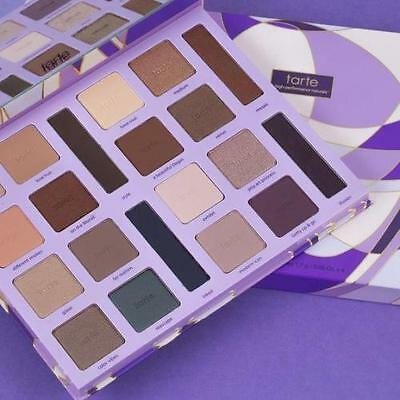 Tarte COLOR VIBES Amazonian Clay Eyeshadow Palette-20 Stunning Shades! AUTHENTIC