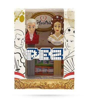 Pez Mozart + Sissi Twin Pack