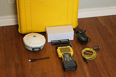 Trimble R8 Model 2 VRS GSM Rover GNSS Glonass GPS Survey Setup TSC2 Access