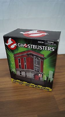 Diamond Select Toys Ghostbusters Light-Up Firehouse Statue NEW! 1464 of 1984