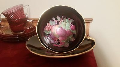 Trentham Staffordshire China Cup and Saucer