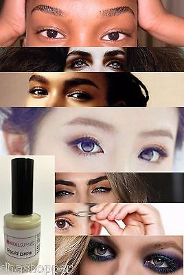 Rapid Brow Eyebrow Shaping Hair Growth Grow Lashes Eyebrows Lash Grow Brows Fast