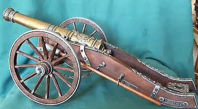 Large Model of a Civil War Cannon Louis 14th