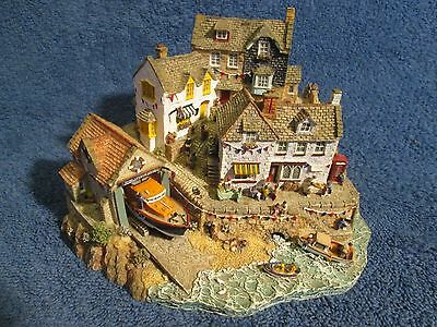 """DANBURY MINT """"FLAG DAY"""" DIORAMA RNLI COLLECTION - Jane Hart, Lifeboats, Spares"""