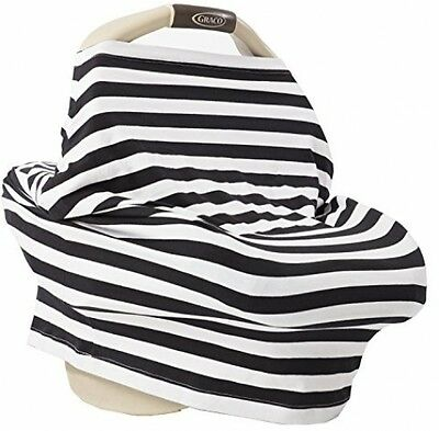 Baby Car Seat Cover Net Stroller Stretchy Canopy Cotton Resistant Perfect New