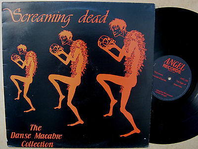 "Screaming Dead / The Danse Macabre Collection.uk 12"".angel Records/ang.001-1984"